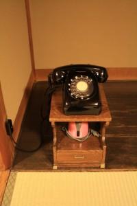 家の電話機