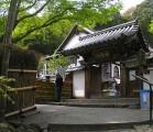 なかなか彼氏ができなくて京都旅行で縁結びで評判の鈴虫寺に行きました。